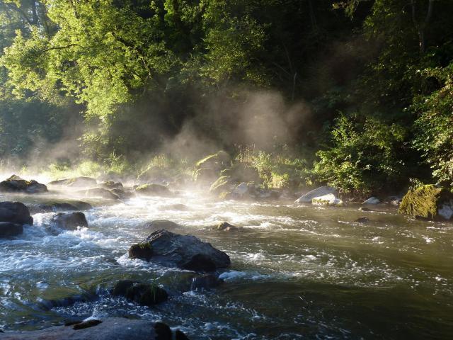 Rivière Aveyron Aveyron