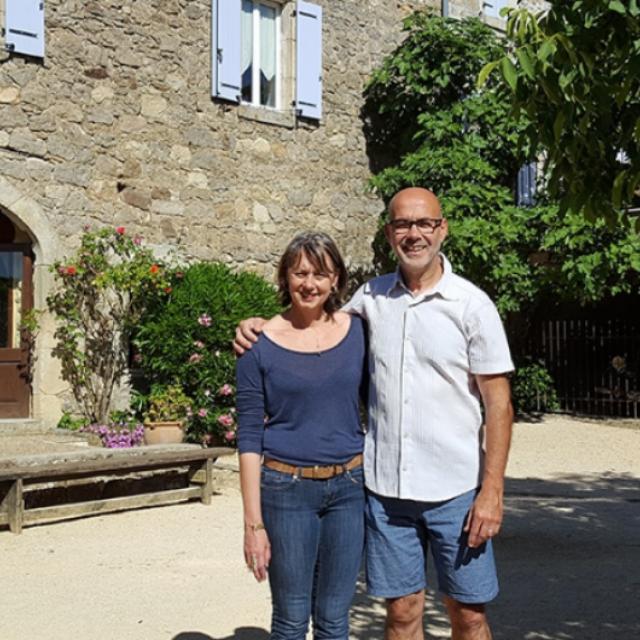 Catherine et Pascal la Clé Des Champs